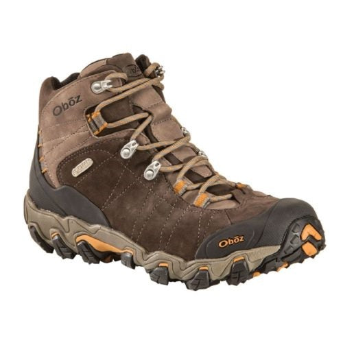 Men's Oboz Bridger Mid Waterproof - Sudan