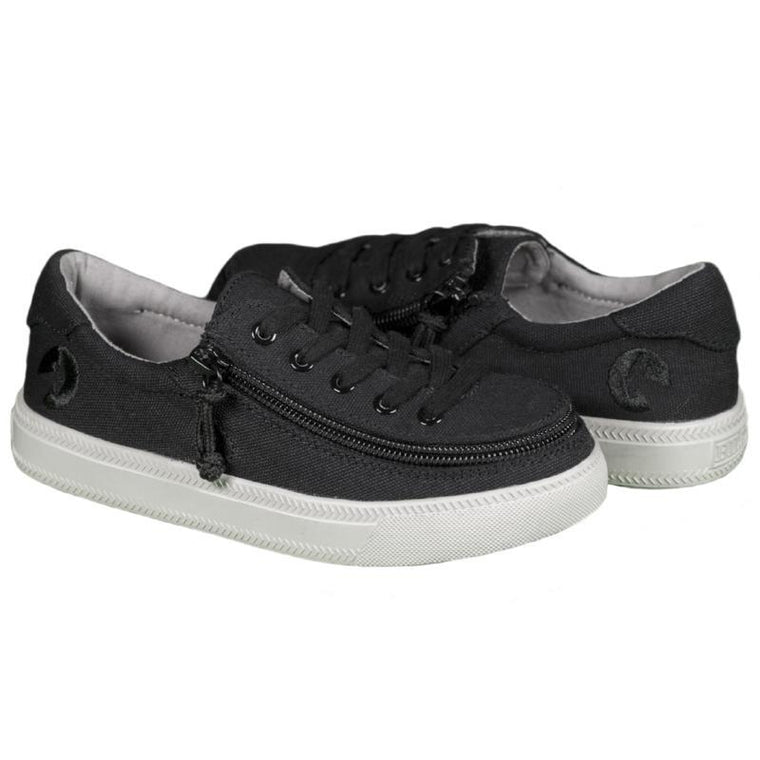 Kid's BILLY Footwear Classic Lace Low - Black