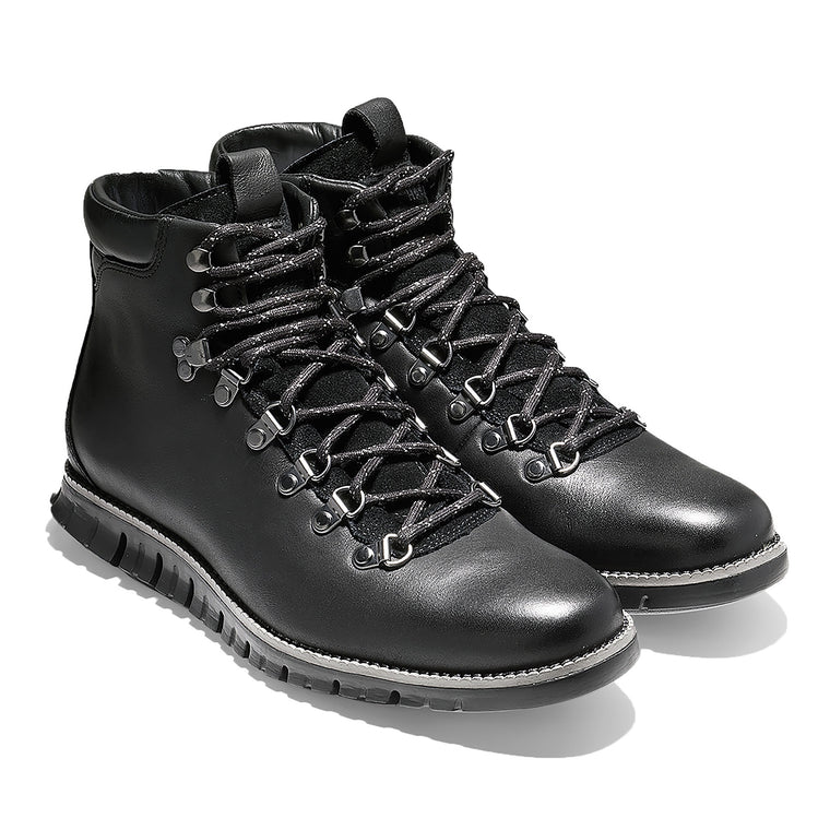 Men's Cole Haan Zerogrand Hiker Boot - Black/Black