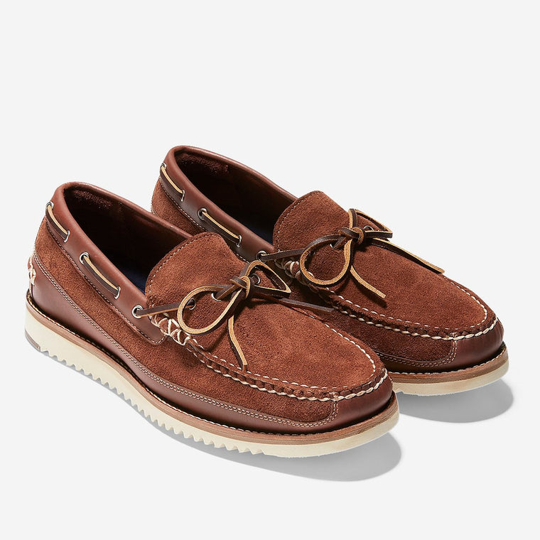 Men's Cole Haan Pinch Rugged Camp Moc Loafer - C27292