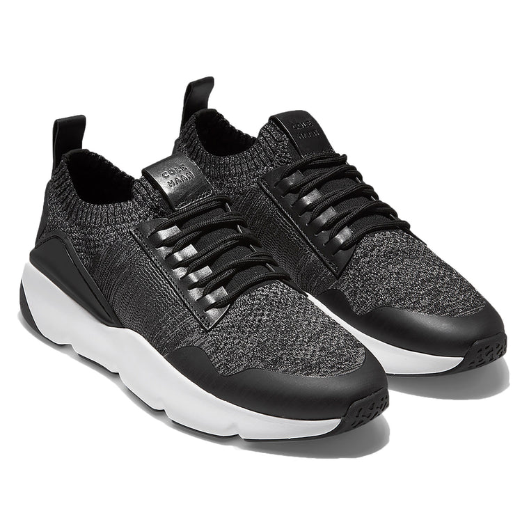 Men's Cole Haan Zerogrand All-Day Trainer - Black/Grey Stitchlite