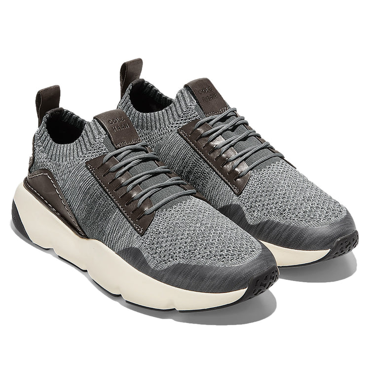 Men's Cole Haan Zerogrand All-Day Trainer - Grey Pinstripe Stitchlite