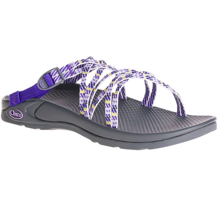 Women's Chaco Wrapsody X Sandal in Picnic Purple