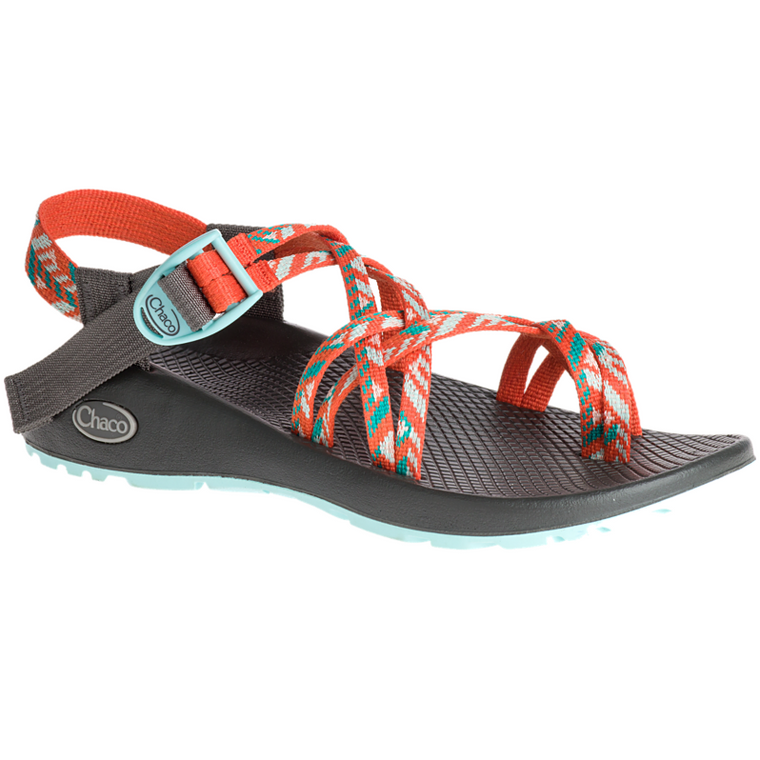 Women's Chaco ZX2 Classic Sandal in Tunnel Tango