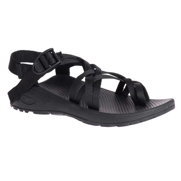 Women's Chaco ZCloud X2 / Solid Black
