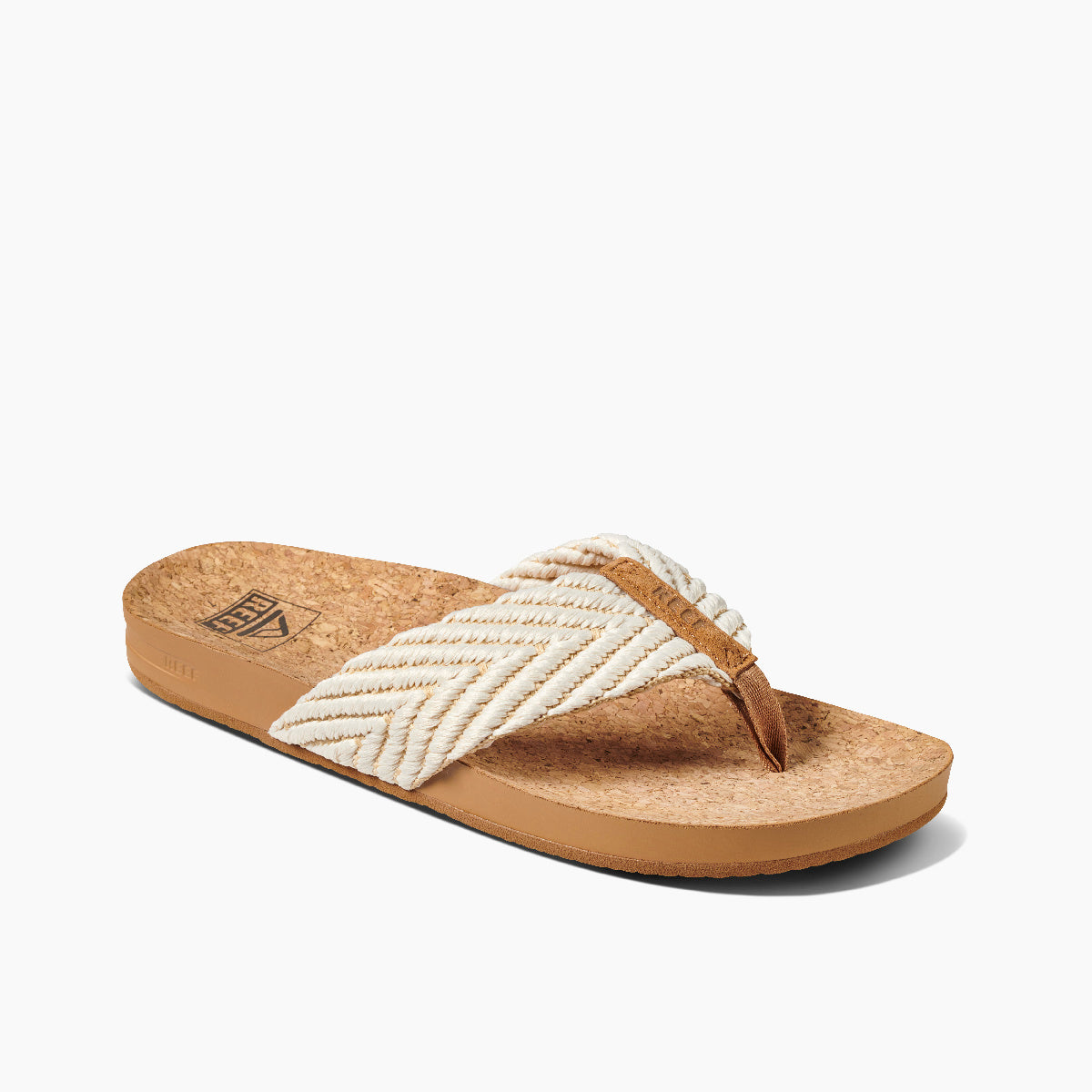 Reef Women's Cushion Strand Flip Flops - Vintage