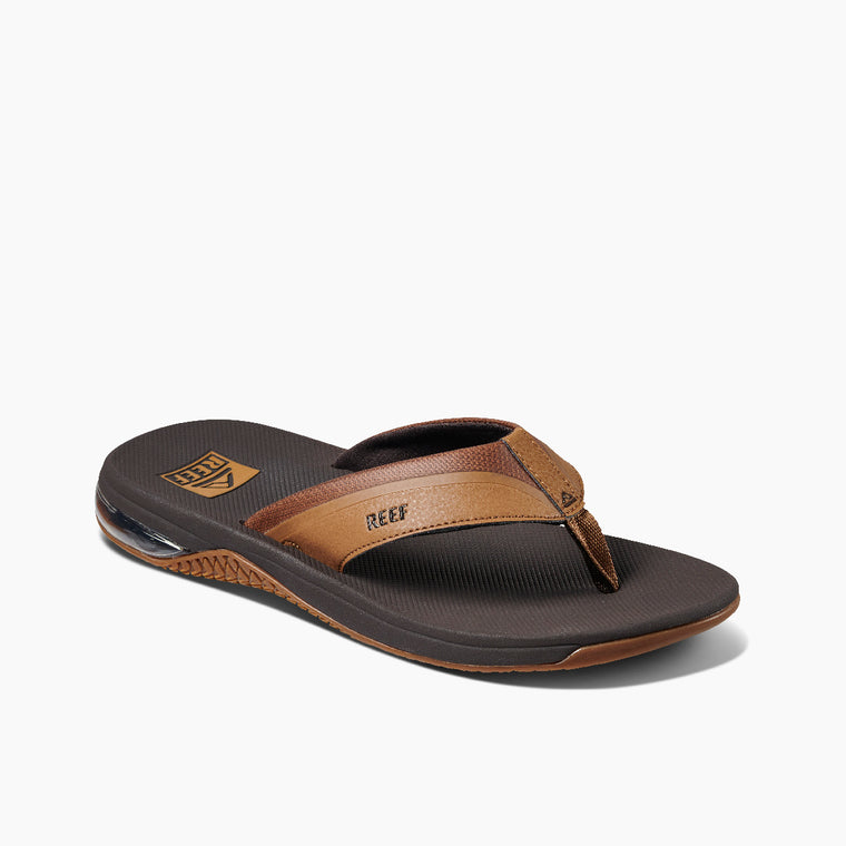 Reef Men's Anchor Sandals - Tobacco
