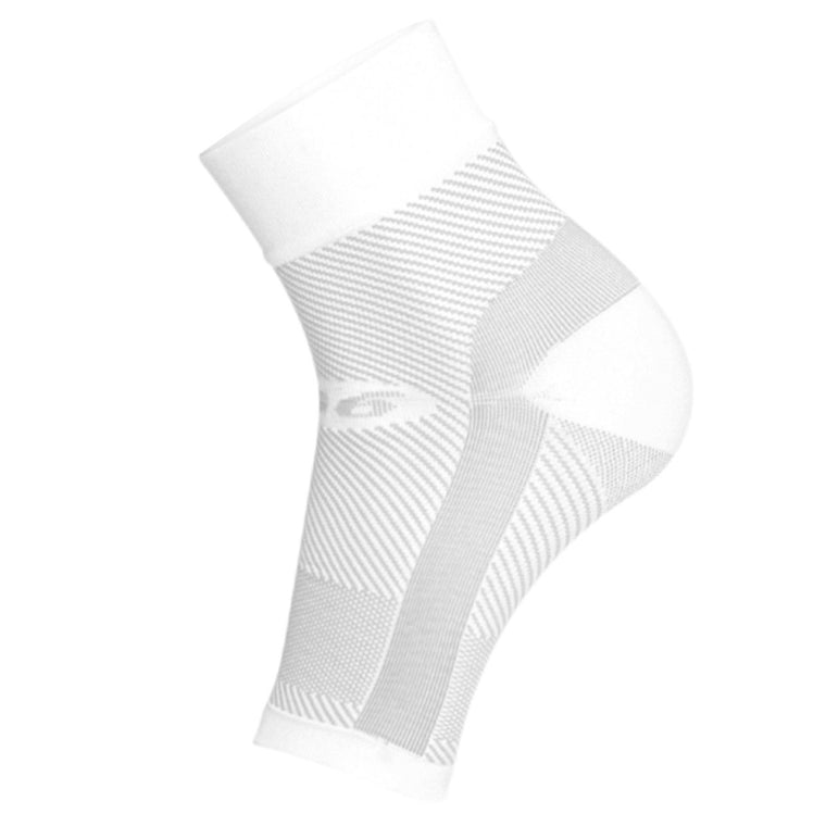 OS1st DS6 Decompression Foot Sleeve - White