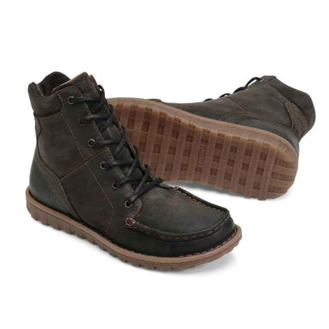 Men's Born Georg Boot - Carbon (Gray)