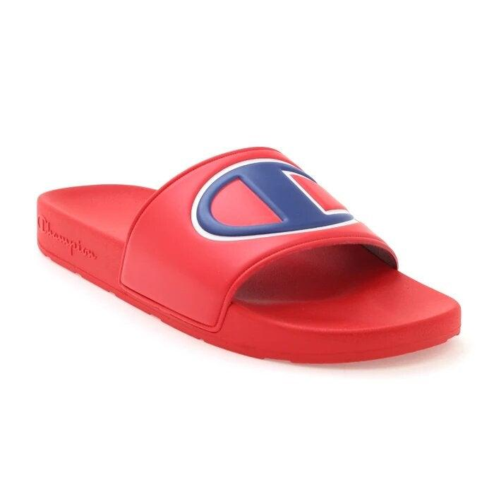 Champion Men's IPO Slide Sandal - Red