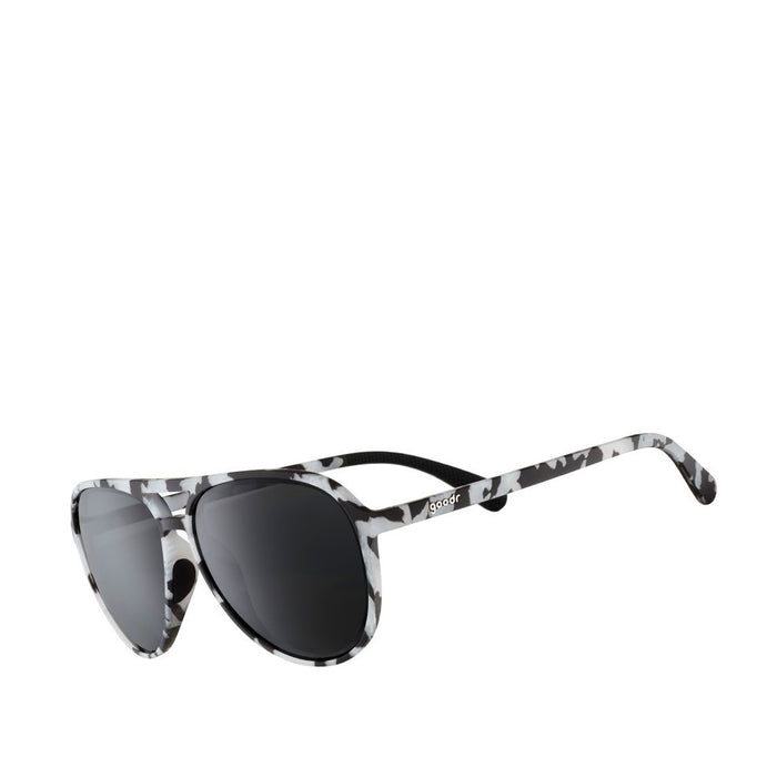Mach g goodr RUNNING SUNGLASSES - Granite, I Didn't Ground Today