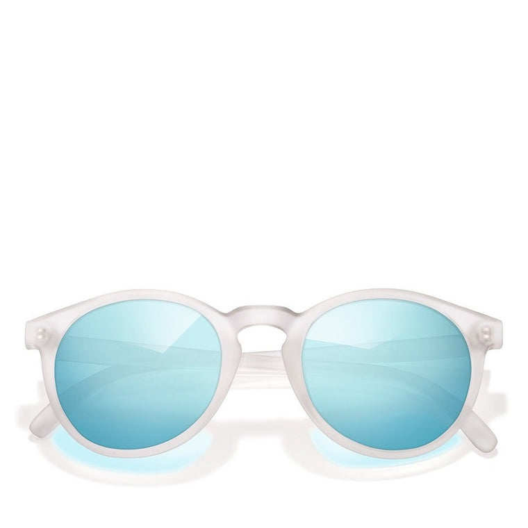 Sunski Dipsea Sunglasses - Frosted Sky