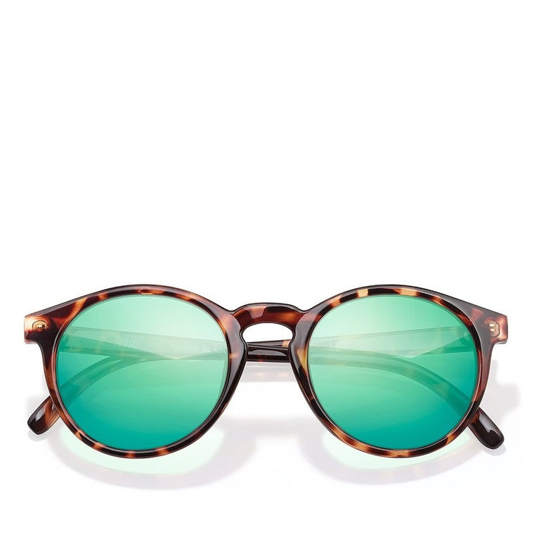Sunski Dipsea Sunglasses - Tortoise Emerald
