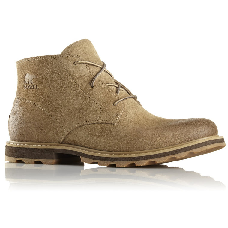 Men's Sorel Madson Chukka Waterproof Boots - Crouton