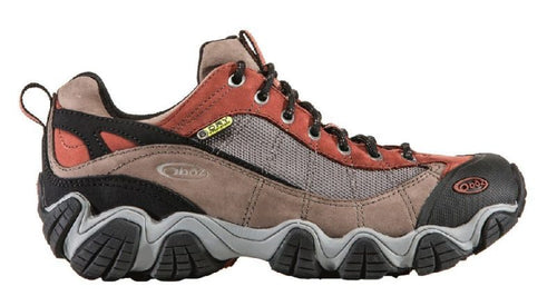 Men's Oboz Firebrand II Low Waterproof Hiking Shoes