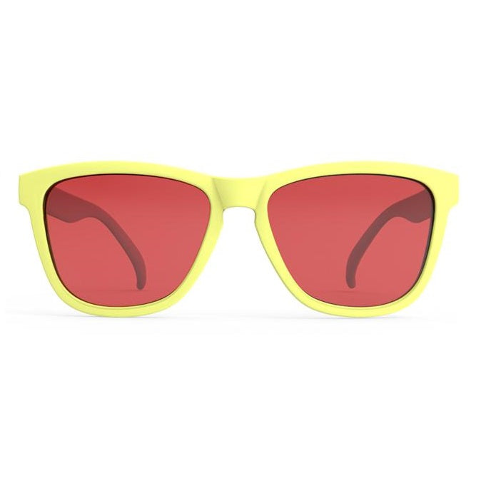 goodr Sunglasses The OGs - Pineapple Pain Killers