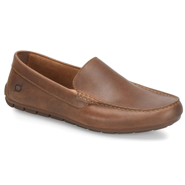 Men's Born Allan Driving Loafer - Cookie Dough
