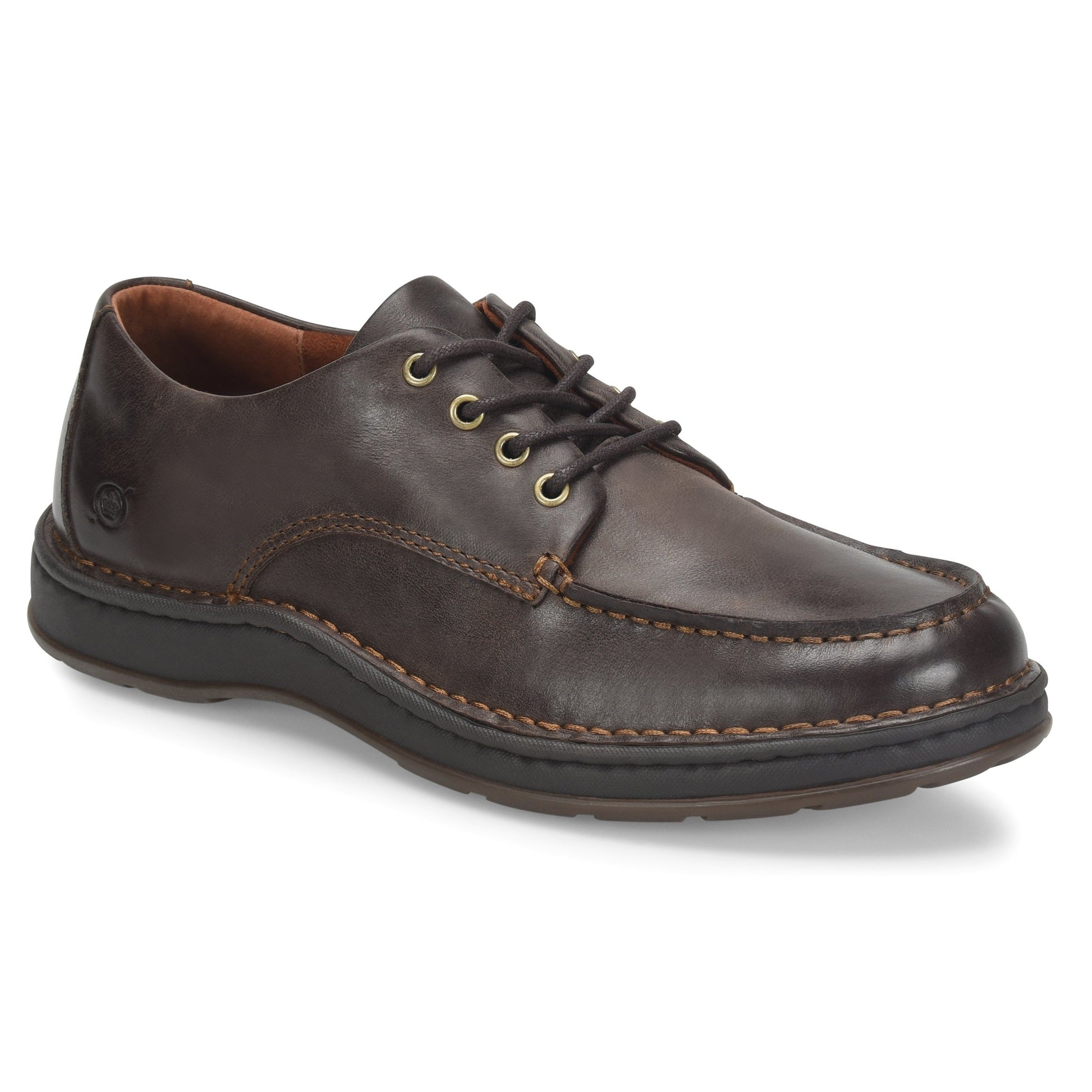 Men's Born Leon - Sea Lion Dark Brown