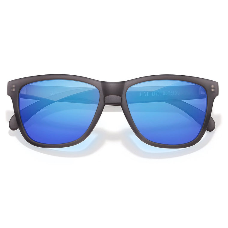 Sunski Headland Sunglasses - Grey Blue