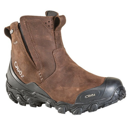 Men's Oboz Big Sky Mid Insulated Waterproof - Bark Brown