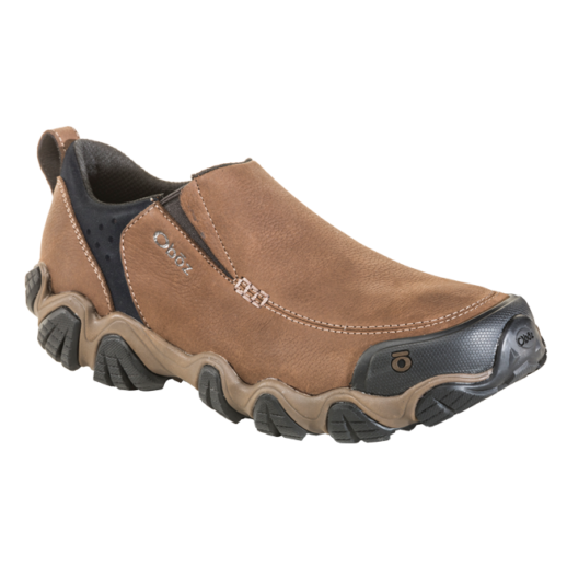 Men's Oboz Livingston Low - Walnut