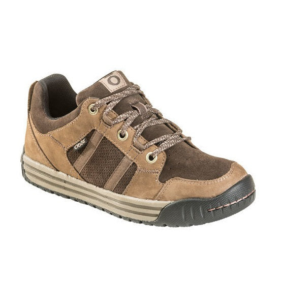 Oboz Men's Missoula Low Casual Trail Shoes - Walnut/Turkish Coffee