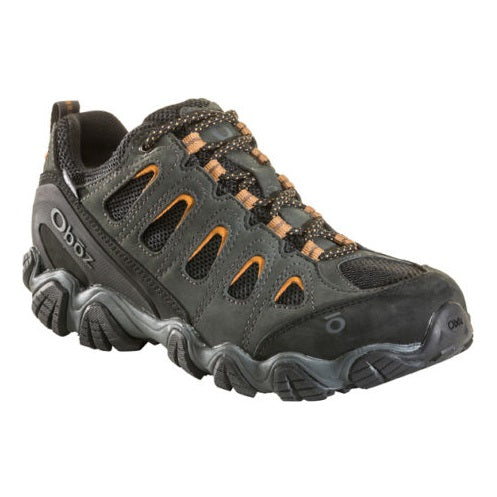 Men's Oboz Sawtooth II Low Waterproof - Shadow/Burlap
