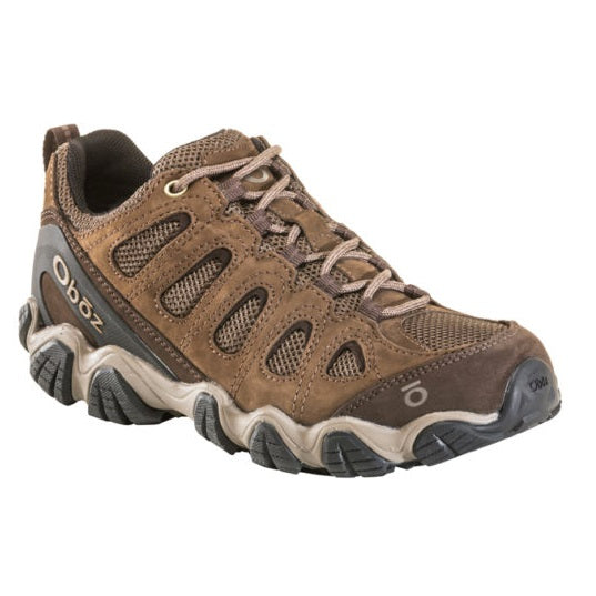 Men's Oboz Sawtooth II Low Hiking Boots - Canteen/Walnut