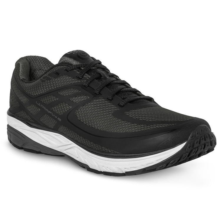Men's Topo Athletic Ultrafly 2 Road Running Shoes - Grey/Black