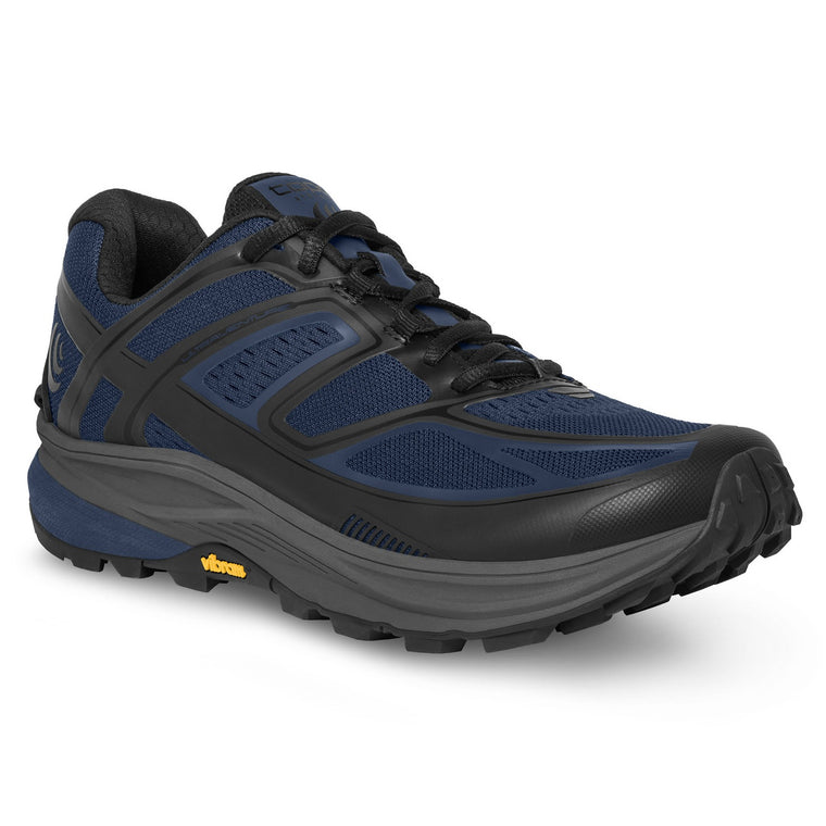 Men's Topo Athletic Ultraventure Trail Running Shoes - Navy/Black