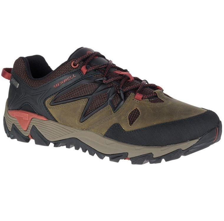 Men's Merrell All Out Blaze 2 Waterproof Hiking Shoes