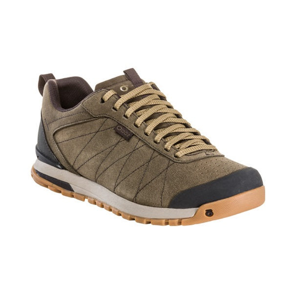 Oboz Men's Bozeman Low Leather - Canteen