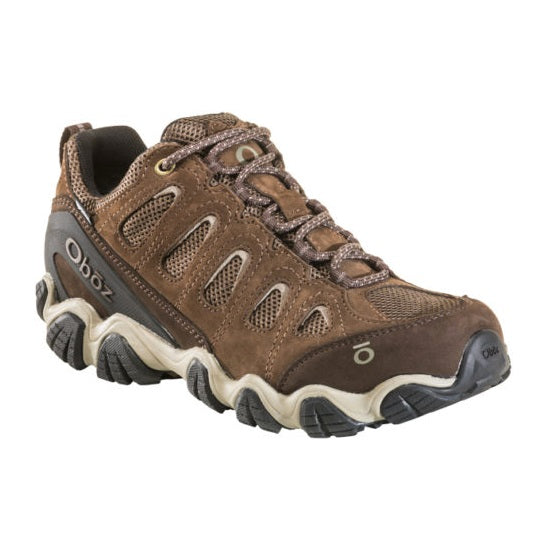 Oboz Men's Sawtooth II Low Waterproof Shoe - Walnut