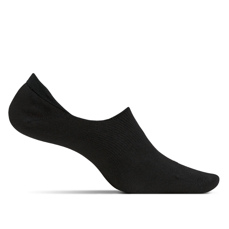 Feetures Men's Hidden Socks - Black