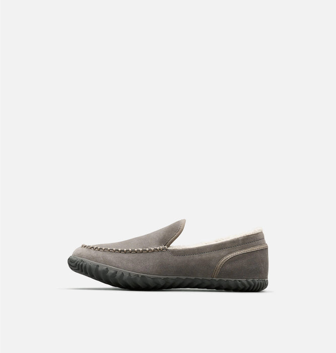 Sorel Men's Dude Moc Slipper - Quarry