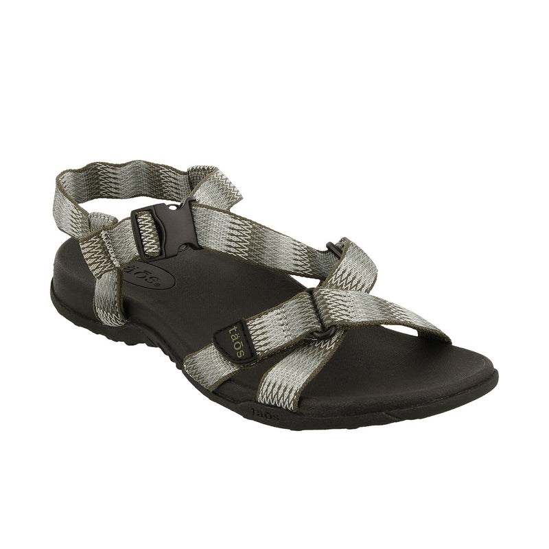 Women's Taos New Wave Sandal - Sage Multi