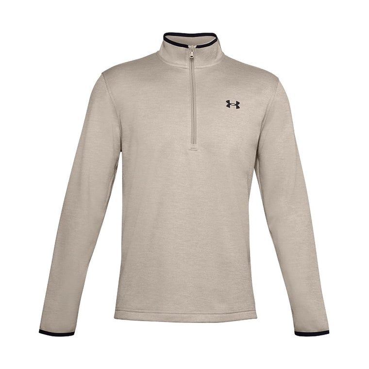 Under Armour Men's Armour Fleece ½ Zip - Highland Buff