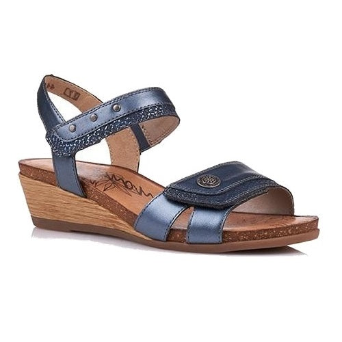 Women's Rieker R4450-14 - Blue