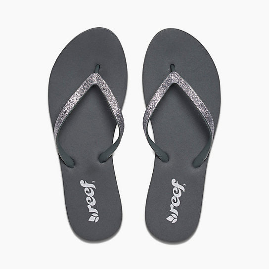 Women's Stargazer Flip Flop Sandals - Dark Grey