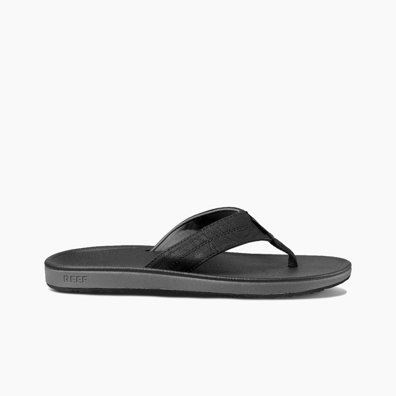 Reef Men's Journeyer Sandal - Black/Grey
