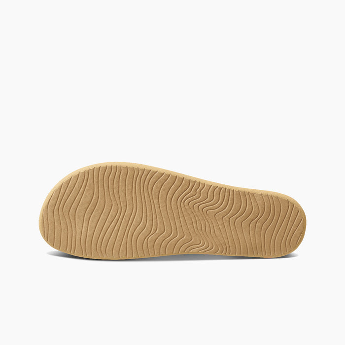 Reef Women's Cushion Court Sandal - Natural
