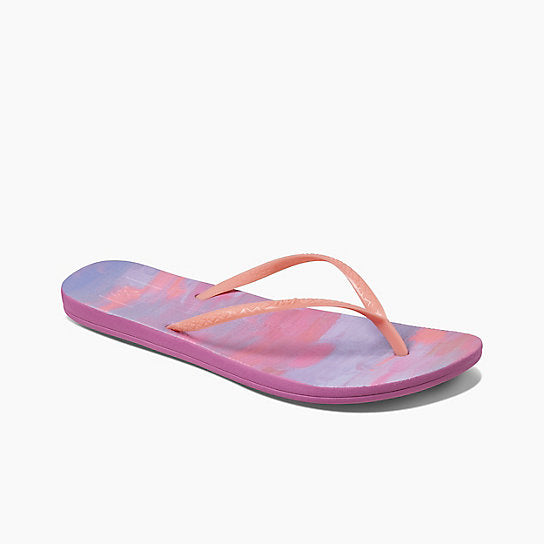 Women's Reef Escape Lux - Purple Paint
