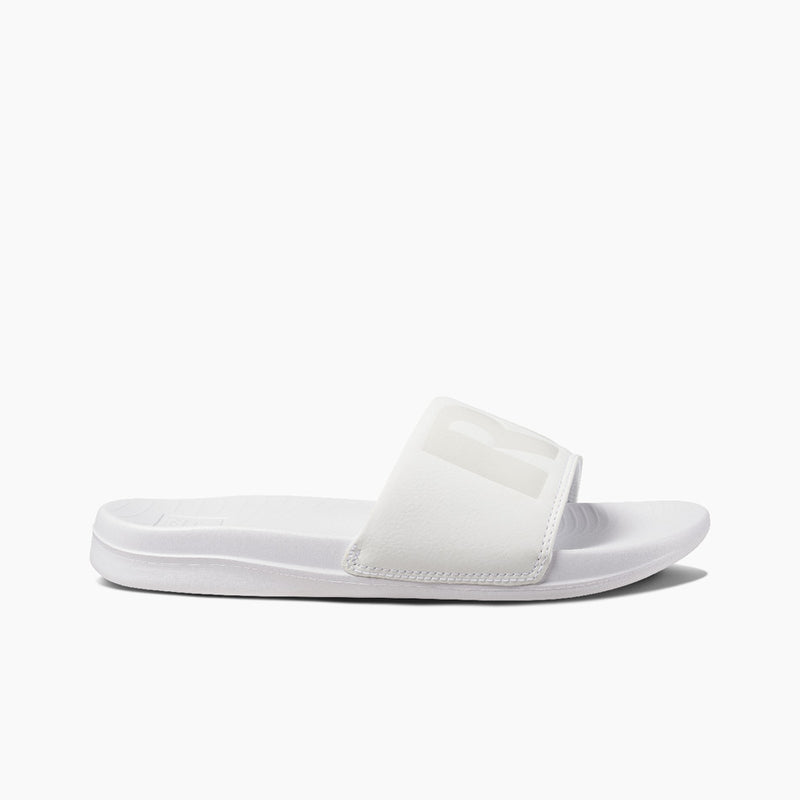 Reef Women's One Slide Sandals - Cloud