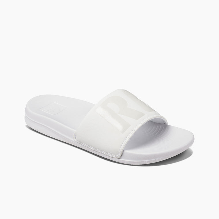 Reef Women's One Slide Sandal - Cloud