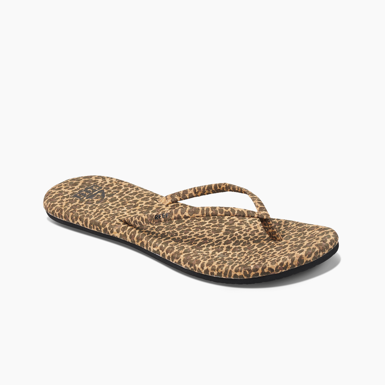 Reef Women's Bliss Summer Sandal - Cheetah