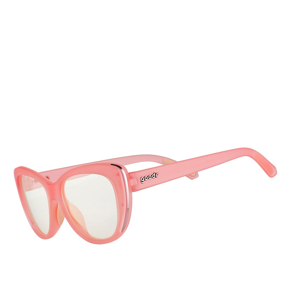 Runway goodr BLUE LIGHT GLASSES - Rage Quit and Hit It