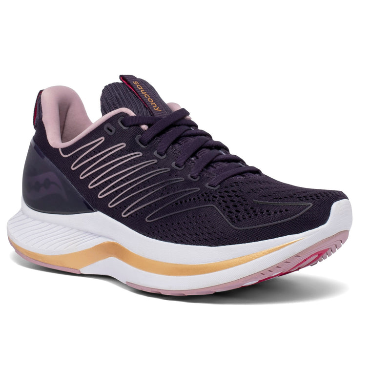 Saucony Women's Endorphin Shift Running Shoes - Dusk/Gold