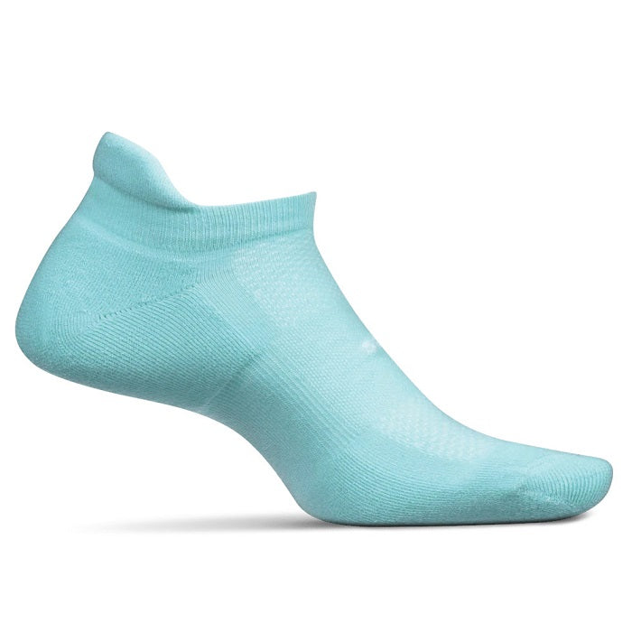 Feetures High Performance Cushion No Show Tab - Mint
