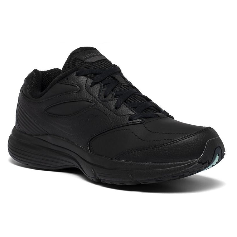 Saucony Women's Integrity Walker 3 Extra Wide - Black