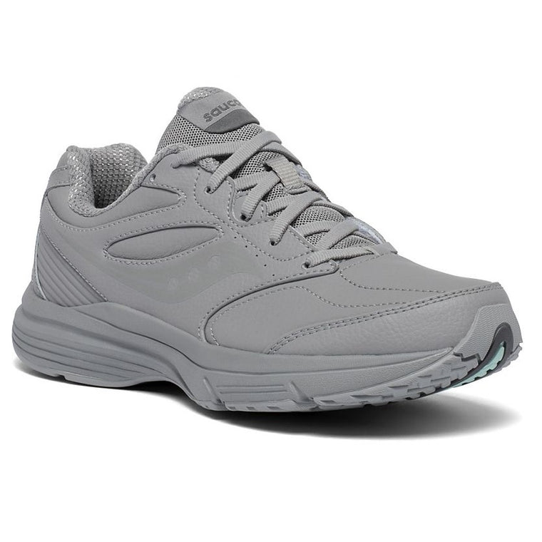 Saucony Women's Integrity Walker 3 Wide - Grey